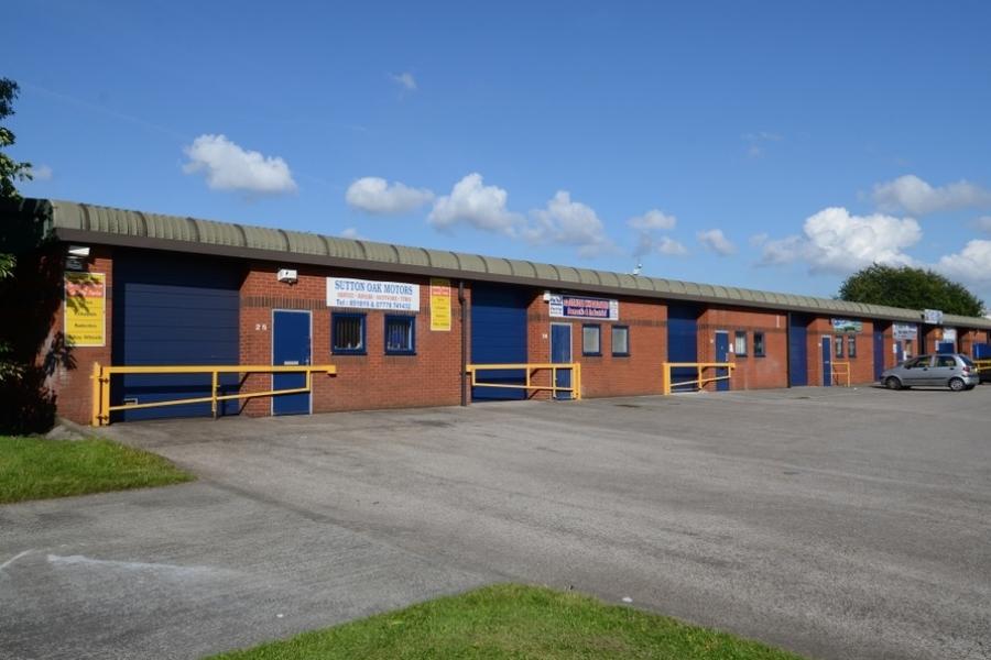 Baxters Lane Industrial Estate