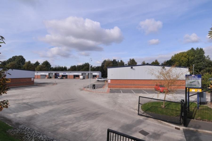 Birch Court, Warrington